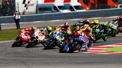 Le calendrier provisoire pour la saison MotoGP™ 2015