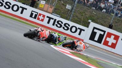 Tissot becomes title sponsor for 2014 Australian Grand Prix