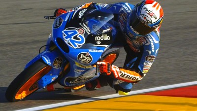 Rins in front in afternoon practice