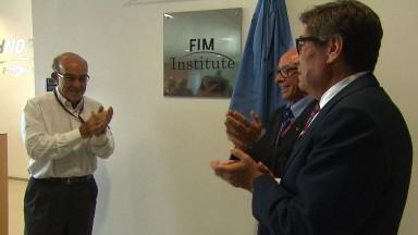 El Instituto FIM se ha presentado oficialmente en MotorLand Aragón