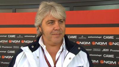 Cuzari comenta el proyecto 2015 en MotoGP™