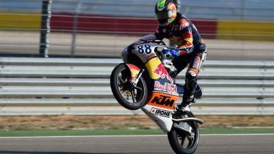 Martin takes 2014 Red Bull MotoGP Rookies Cup title