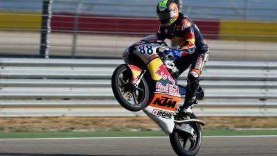 Martin sichert sich den Red Bull MotoGP Rookies Cup Titel 2014