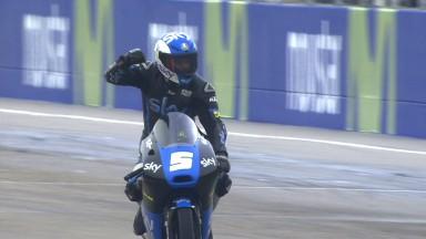 決勝レース:R.フェナティが今季4勝目/A.マルケスがポイントリーダーに浮上