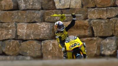 Viñales s'offre sa seconde victoire de l'année en Aragón