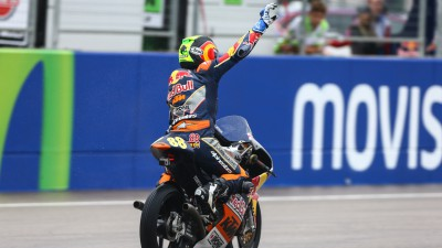 Win six for Rookies Cup victor Martin in Aragon 2