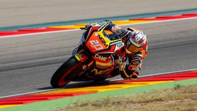 Une seconde course compliquée pour Marino
