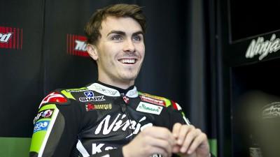 Baz verhandelt für 2015 in der MotoGP™