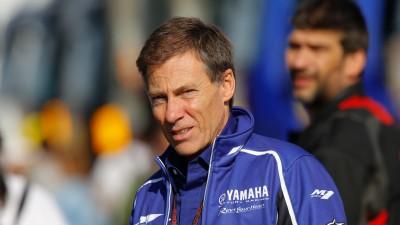 Jarvis (Yamaha): 'Los resultados de Forward están siendo buenos'