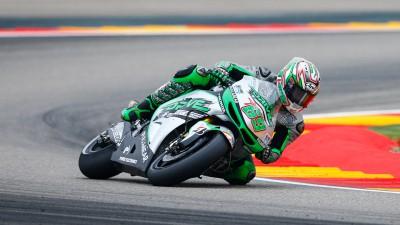 Hayden réussit son retour avec un Top 10 en Aragón
