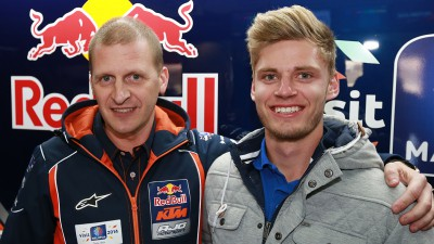 Red Bull KTM Ajo sign Brad Binder for 2015