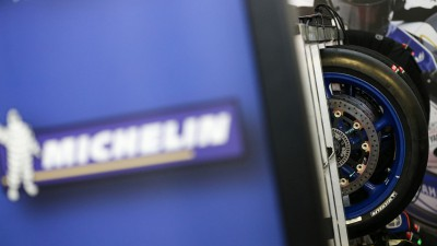 Michelin plant 2015 Tests auf allen Strecken