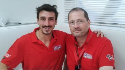 Louis Rossi sur Mistral 610 avec Tasca Racing pour 2015