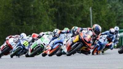 La lotta per il titolo in Moto3™ entra nel vivo in Giappone