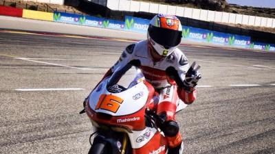 Nel 2015 Andrea Migno e Pablo Nieto nello Sky Racing VR46