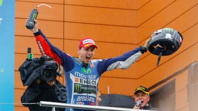 El equipo Movistar Yamaha buscará un nuevo triunfo en Motegi