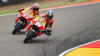 Repsol Honda ready for home race as Marquez gets first match point