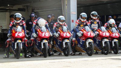 Everything to play for ahead of Shell Advance Asia Talent Cup racing in Japan