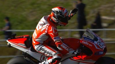 Ducati in pole in Giappone con Dovizioso