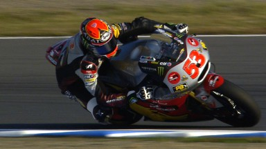 Pole in Japan goes to Rabat in final seconds