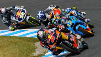 Alex Marquez edges clear of Miller before intriguing Australian contest