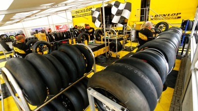 Dunlop a Phillip Island con pneumatici ad alte prestazioni