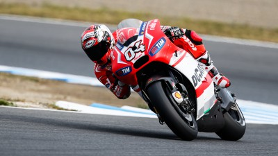 Ducati Team bereits für Australien GP in Down Under
