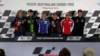 MotoGP™ stars delighted to arrive for Phillip Island battle