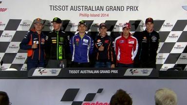 Las estrellas de MotoGP™, a punto para la batalla de Phillip Island