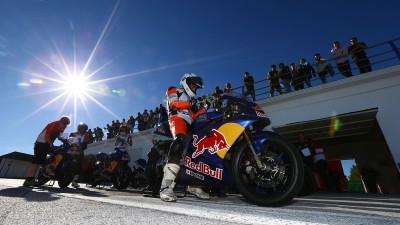 Red Bull MotoGP Rookies Cup Auswahl - 12 der Besten für 2015 eingeladen
