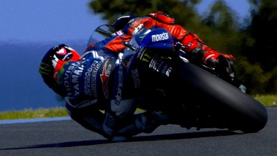 Lorenzo on top on Friday in Australia despite crash in incident packed session