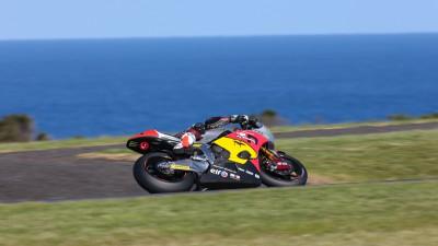 Wie sich Rabat den Moto2™ Titel in Australien sichern kann