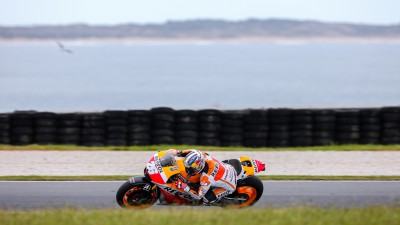 Pedrosa comes through Q1 to secure fifth