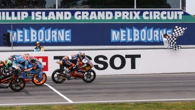 Marquez and Miller take championship battle to Sepang