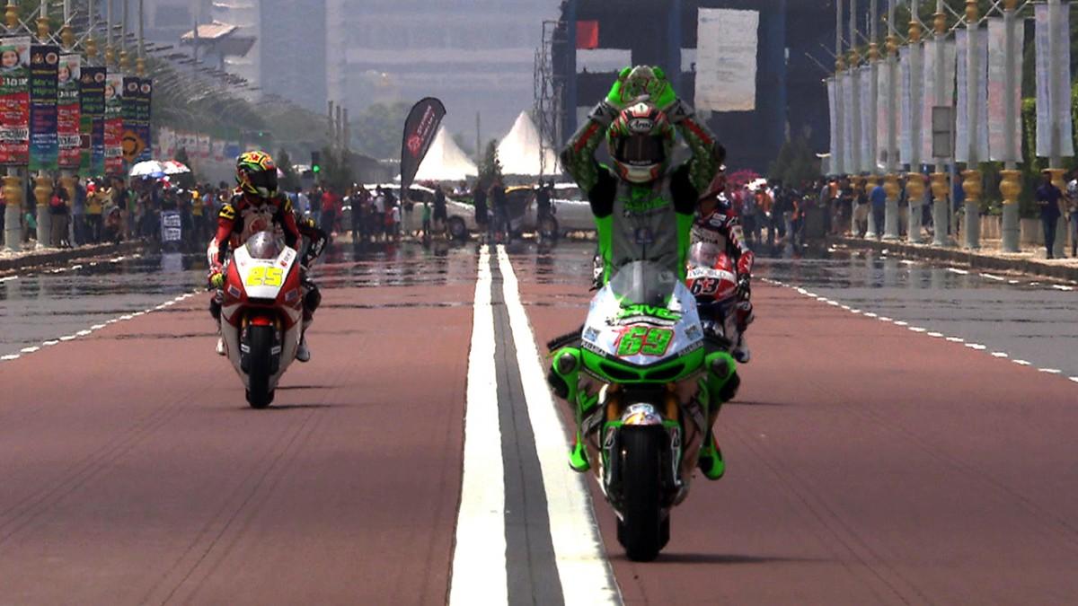 Ridemalaysia Nicky Hayden Rocks Putrajaya Motogp