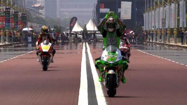 #RideMalaysia: Nicky Hayden si diverte a Putrajaya