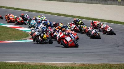 2015年Moto2™クラス暫定エントリーリスト