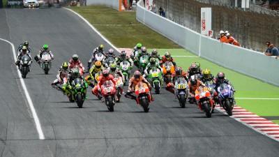 Anunciada Lista de Inscritos de MotoGP™ para 2015