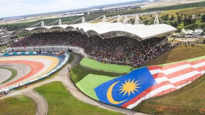 第17戦マレーシアGP:レーシングナンバー