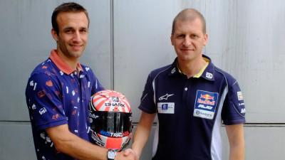 Ajo Motorsport debutará en Moto2™ con Johann Zarco