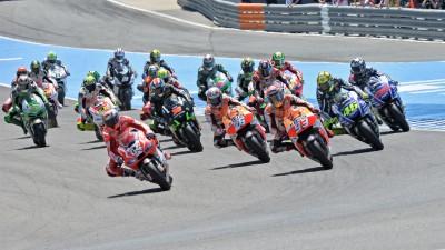 Así será la parrilla de MotoGP™ en 2015