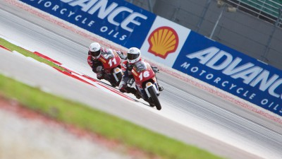 Shell Advance Asia Talent Cup: Toba takes pole at Sepang