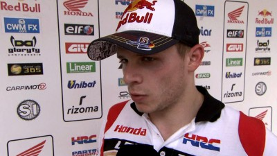 Strong ride to fourth for Bradl