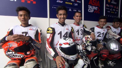 Selection Event day one for 2015 Shell Advance Asia Talent Cup
