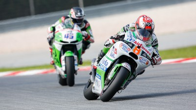 Barbera pleased to be top Open rider again