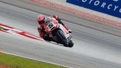 Zarco beim vorletzten Rennen wieder Vierter
