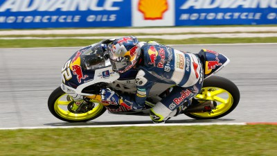 Kent pushes hard but misses podium by under half a second