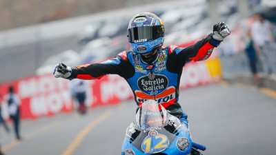 Honda close to first lightweight class Constructor's title since 2001