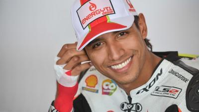 Hernández confirmé chez Pramac Racing pour 2015