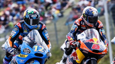 Marquez and Miller ready for title showdown at Valencia